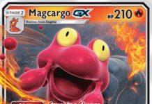 Magcargo-GX (Lost Thunder)