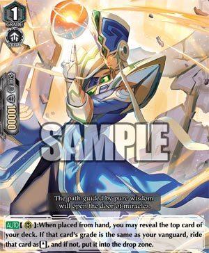 Sage of Guidance, Zenon (V Series)