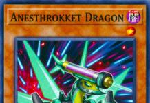 Anesthrokket Dragon