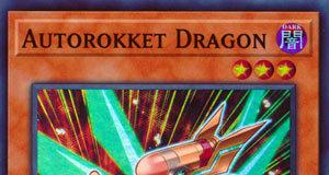Autorokket Dragon