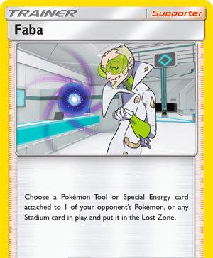 Faba - Lost Thunder
