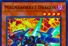 Magnarokket Dragon