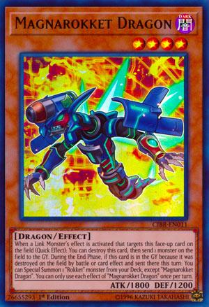 Magnarokket Dragon
