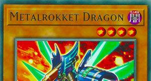 Metalrokket Dragon