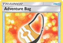 Adventure Bag (Lost Thunder LOT 167)