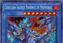 Cerulean Sacred Phoenix of Nephthys