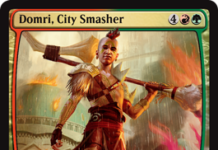 Domri, City Smasher