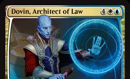 Dovin, Architect of Law