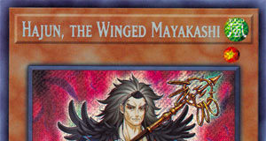 Hajun, the Winged Mayakashi