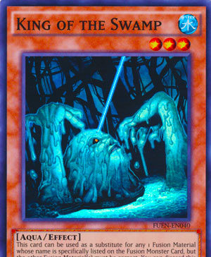 King of the Swamp