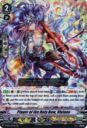 Player of the Holy Bow, Viviane (V Series)