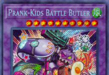 Prank-Kids Battle Butler