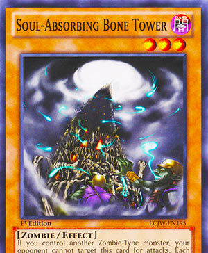Soul-Absorbing Bone Tower