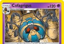Cofagrigus (Lost Thunder)