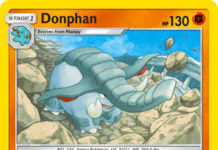 Donphan (Lost Thunder LOT 112)