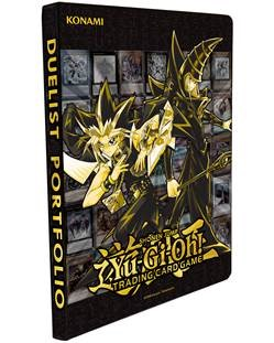 The Golden Duelist Collection Duelist Portfolio includes