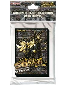 Golden Duelist Collection Card Sleeves