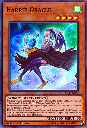 Harpie Oracle