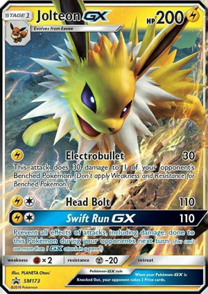 Jolteon GX