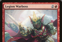 Legion Warboss · Guilds of Ravnica