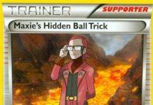 Maxie's Hidden Ball Trick