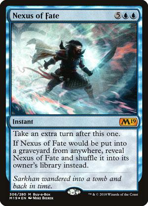 Nexus of Fate · Core Set 2019
