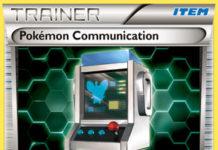 Pokemon Communication