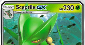 Sceptile-GX (Lost Thunder)