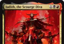 Judith, the Scourge Diva