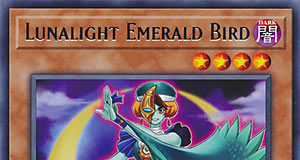 Lunalight Emerald Bird