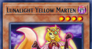 Lunalight Yellow Marten