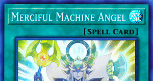 Merciful Machine Angel