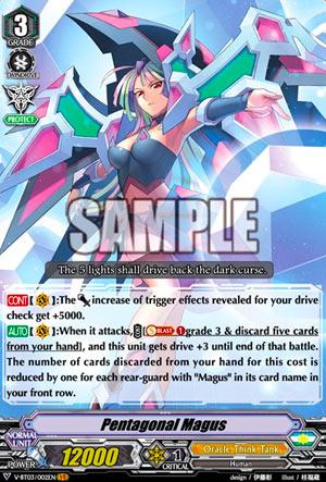 Pentagonal Magus (V Series)