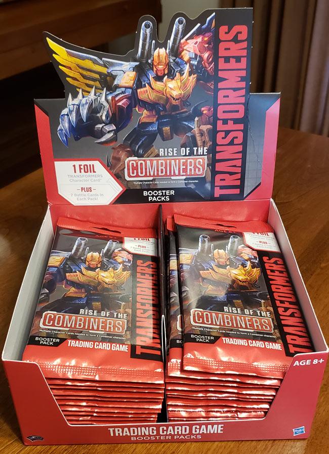 X5 Pokemon Booster Box Plastic Case