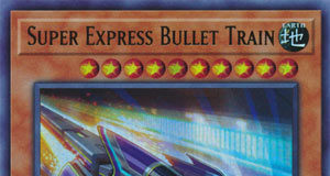 Super Express Bullet Train