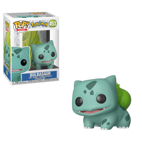 Bulbasaur Pop