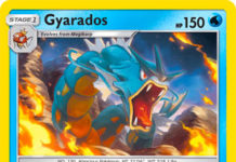 Gyarados (Team Up TEU 30)