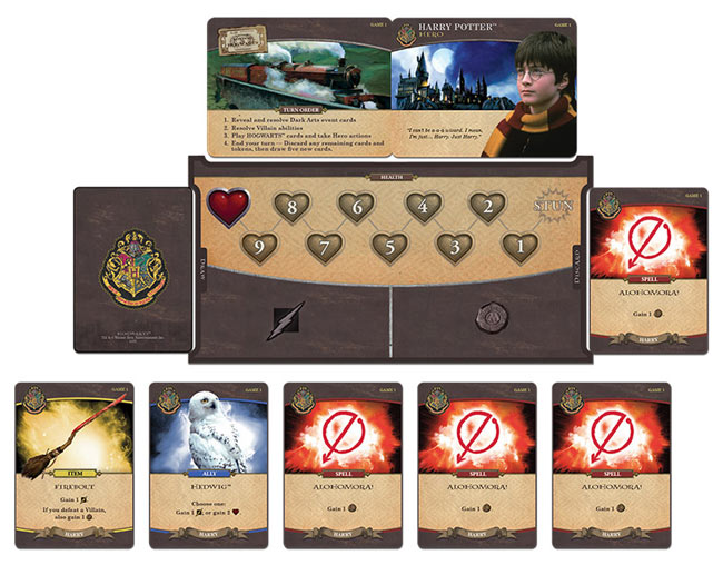 Harry Potter Deck