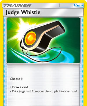 Judge Whistle (Team Up TEU 146)
