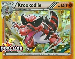 Krookodile #62 Emerging Powers