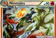 Ninetales #7/123 HeartGold & SoulSilver