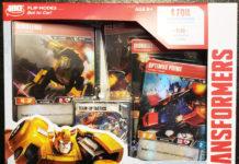 Transformers TCG Autobots Starter Set