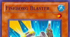 Fishborg Blaster