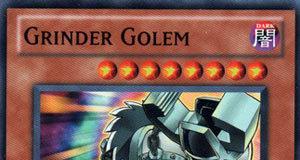 Grinder Golem