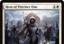 Hero of Precinct One