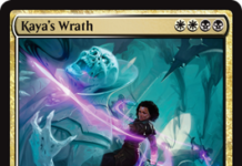 Kaya's Wrath