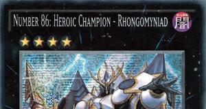 Number 86: Heroic Champion – Rhongomyniad
