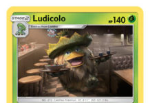 Ludicolo - Detective Pikachu