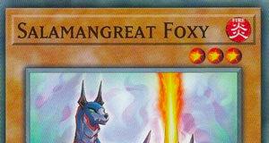 Salamangreat Foxy