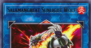 Salamangreat Sunlight Wolf